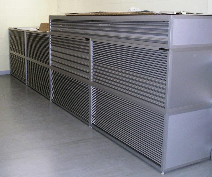 Planorama-Schrank in unterschiedlicher Ausführung