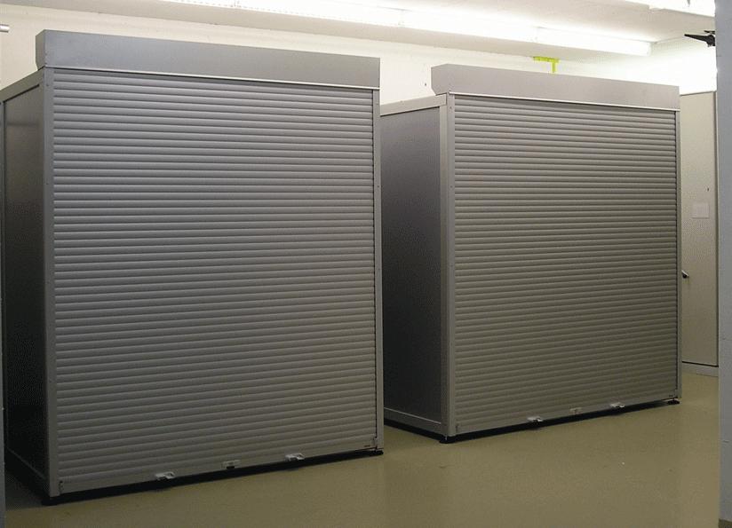 Planorama-Schrank Historisches Museum Basel 2