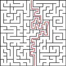 Lösung Labyrinth 3