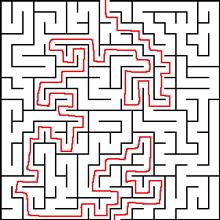 Lösung Labyrinth 1