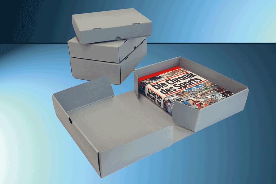 Klappschachteln, Archivsammelbox