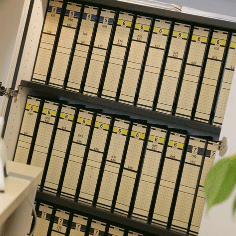 Verwaltungsregistratur