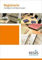 Registraturprogramm Katalog