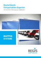 Fuhrparkakten-Mappen Prospekt