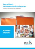 Heimbewohnerakten-Mappen