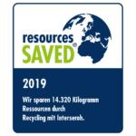 Ressourceneinsparung