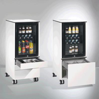 Kühlschrank-Caddies