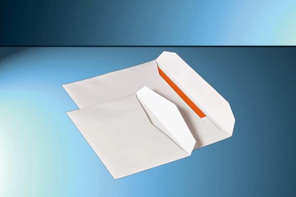 Archivumschlag aus Papier