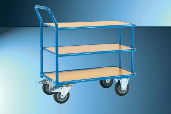 Tisch-/ Akten-/ Magazinwagen
